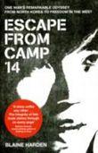 Escape From Camp 14. Flucht aus Lager 14, englische Ausgabe