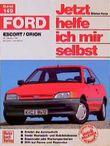 Ford Escort/Orion (ab Okt. '90, Benziner und Diesel)