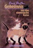 Geheimnis um eine siamesische Katze