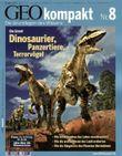 GEO kompakt / Dinosaurier, Panzertiere, Terrorvögel