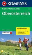 Grosser Wanderatlas Oberösterreich