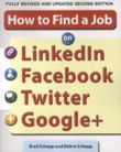 How to Find a Job on Linkedin, Facebook, Twitter and Google+
