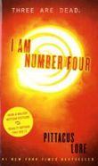 I Am Number Four. Ich bin Nummer Vier, englische Ausgabe