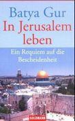 In Jerusalem leben