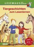 Lesemaus zum Lesenlernen Sammelbände, Band 5: Tiergeschichten zum Lesenlernen