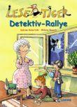 Lesetiger Detektiv-Rallye