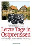 Letzte Tage in Ostpreußen