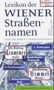 Lexikon der Wiener Straßennamen