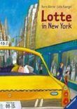 Lotte in New York, m. kleinem Kuschelschaf