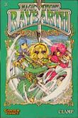 Magic Knight Rayearth, Bd.3, Entscheidung in Cephiro