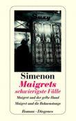 Maigrets schwierigste Fälle