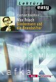 """Max Frisch """"Biedermann und die Brandstifter"""""""