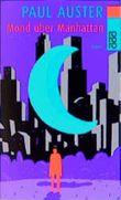 Mond über Manhattan
