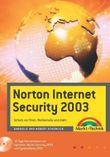 Norton Internet Security 2003, m. CD-ROM