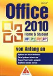 Office 2010 Home & Student von Anfang an