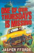 One of Our Thursdays is Missing. Wo ist Thursday Next?, englische Ausgabe