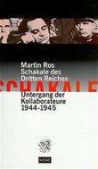 Schakale des Dritten Reiches