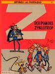 Spirou und Fantasio, Carlsen Comics, Bd.13, Der Plan des Zyklotrop
