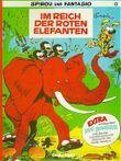 Spirou und Fantasio, Carlsen Comics, Bd.22, Im Reich der roten Elefanten