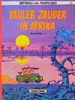 Spirou und Fantasio, Carlsen Comics, Bd.23, Fauler Zauber in Afrika