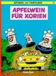 Spirou und Fantasio, Carlsen Comics, Bd.24, Apfelwein für Xorien