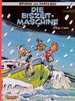 Spirou und Fantasio, Carlsen Comics, Bd.28, Die Eiszeit-Maschine