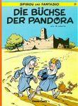 Spirou und Fantasio, Carlsen Comics, Bd.29, Die Büchse der Pandora