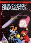 Spirou und Fantasio, Carlsen Comics, Bd.34, Die Ruck-Zuck-Zeitmaschine