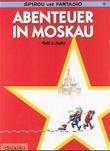 Spirou und Fantasio, Carlsen Comics, Bd.40, Abenteuer in Moskau (Carlsen Comics)