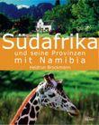 Südafrika und seine Provinzen mit Namibia