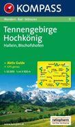 Tennengebirge - Hochkönig - Hallein - Bischofshofen