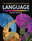 The Cambridge Encyclopedia of Language