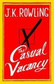 The Casual Vacancy. Ein plötzlicher Todesfall, englische Ausgabe