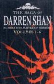 THE SAGA OF DARREN SHAN BOX SET