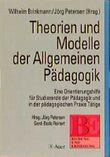 Theorien und Modelle der Allgemeinen Pädagogik