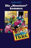 "TKKG - Achtung: Die ""Monsters"" kommen"