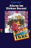 TKKG / Alarm im Zirkus Sarani. 15. Auflage.
