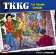 TKKG - Das lebende Gemälde, 1 Audio-CD