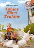 Tobias fährt Traktor