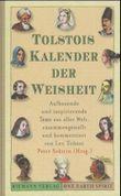 Tolstois Kalender der Weisheit