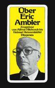 Über Eric Ambler