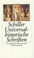 Universalhistorische Schriften