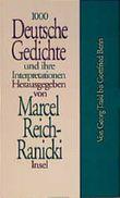 Von Georg Trakl bis Gottfried Benn
