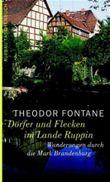 Wanderungen durch die Mark Brandenburg / Dörfer und Flecken im Lande Ruppin