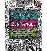 { { [ THE ART OF ZENTANGLE: 50 INSPIRING DRAWINGS, DESIGNS & IDEAS FOR THE MEDITATIVE ARTIST ] By Meissner, Stephanie ( Author ) Apr - 2013 [ Paperback ]