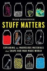 [ STUFF MATTERS: EXPLORING THE MARVELOUS MATERIALS THAT SHAPE OUR MAN-MADE WORLD By Miodownik, Mark ( Author ) Hardcover May-27-2014