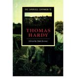 [(The Cambridge Companion to Thomas Hardy)] [Author: Dale Kramer] published on (June, 1999)