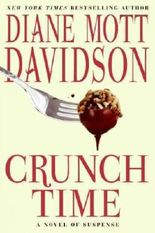 (Crunch Time) By Davidson, Diane Mott (Author) Hardcover on (04 , 2011)