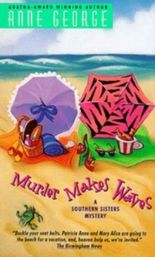 (MURDER MAKES WAVES ) By George, Anne Carroll (Author) mass_market Published on (01, 2000)
