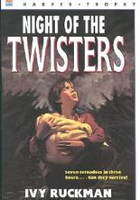 (Night of the Twisters) By Ruckman, Ivy (Author) Paperback on (09 , 1986)
